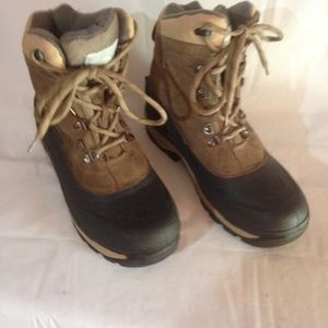Mens Polar Edge Duck Boots Insulated Size 9